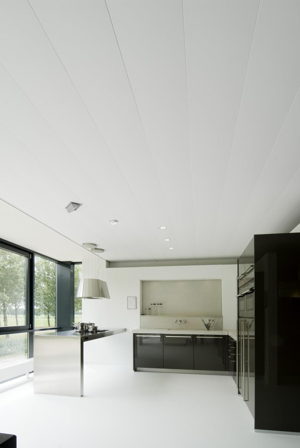 Luxalon plafond specialist, aluminium plafonds voor badkamer ...