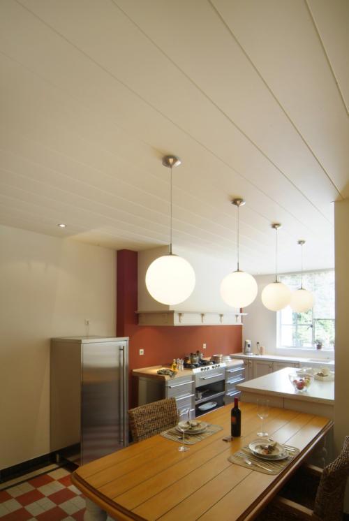 Luxalon Plafond Specialist, Aluminium plafonds voor badkamer, keuken ...